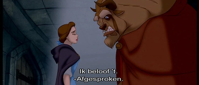 Belle en het Beest / Beauty and the Beast (SE) (DVD) feature