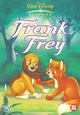 Frank en Frey (The Fox and the Hound)