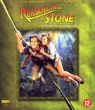 Romancing the Stone cover