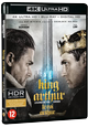King Arthur - Legend of the Sword is de eerste UHD-BD recensie op AllesOverFilm