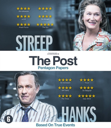 Post, The cover