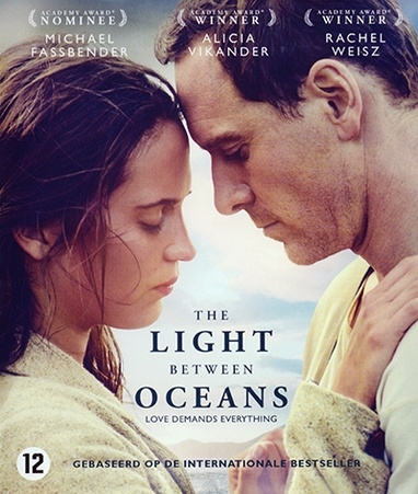 Light between Oceans, The cover