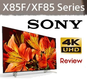 Sony X85F review