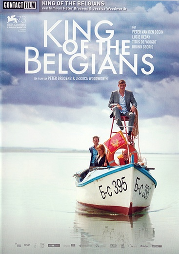 King of the Belgians cover