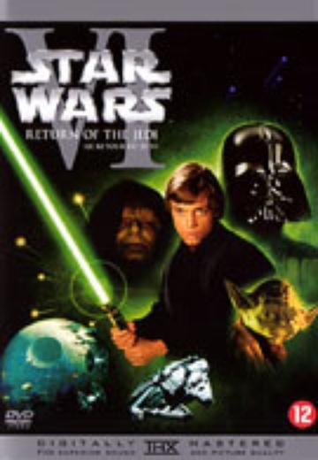 Star Wars Episode VI: Return of the Jedi cover