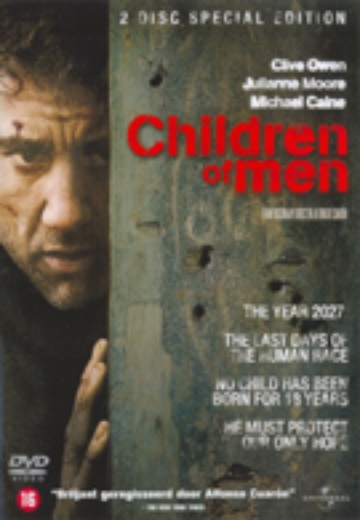Children of Men (SE) cover