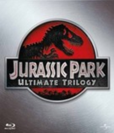 Jurassic Park - Ultimate Trilogy cover