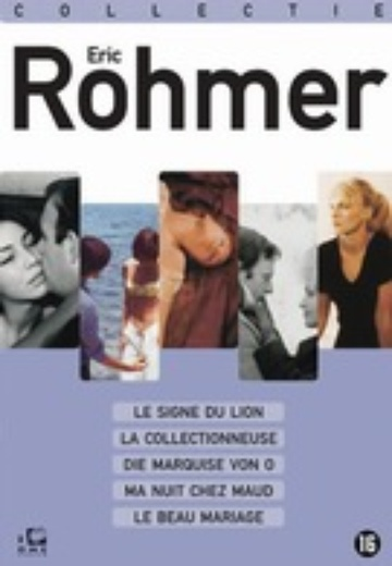 Eric Rohmer Collectie cover