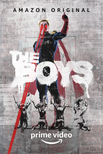 Boys, The cover