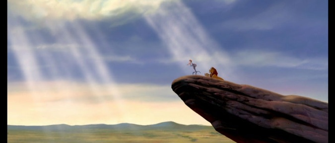 Lion King, The (SE) (DVD) feature