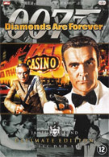 Diamonds Are Forever (UE) cover