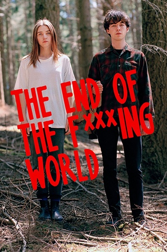 End of the F***ing World - Seizoen 1, The cover