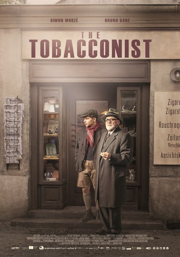 Tobacconist, The cover