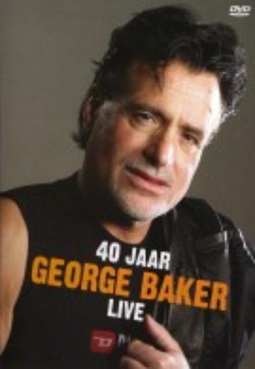 george baker 40 jaar live dvd George Baker   40 Jaar Live (DVD)   Allesoverfilm.nl  george baker 40 jaar live dvd