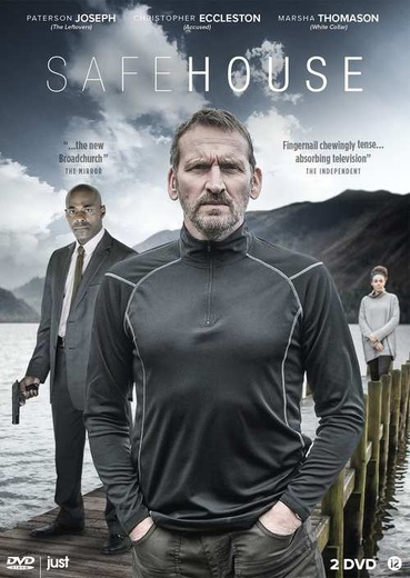 Safe House - Seizoen 1 cover