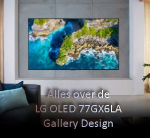 LG OLED 77GX6LA Gallery Design - Review