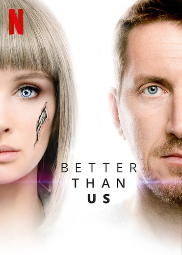 Better Than us (Luchshe, chem lyudi) Seizoen 1&2 cover