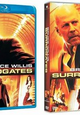 Bruce Willis in Surrogates op DVD en Blu-ray Disc