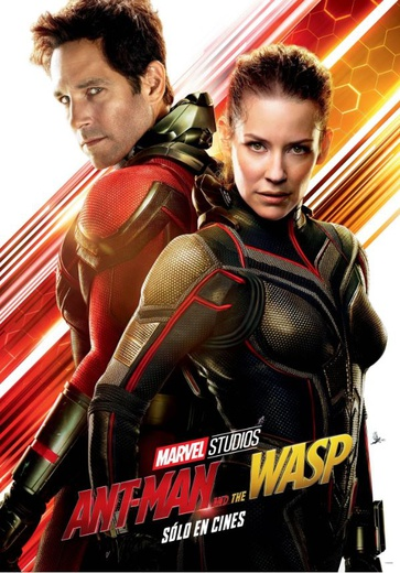 Ant-Man and the Wasp cover