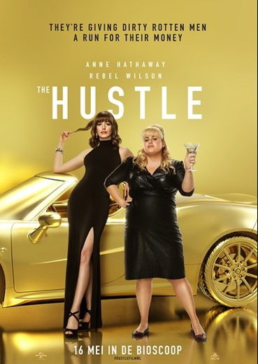 Hustle, the cover