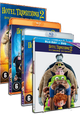 Hotel Transylvania 2 en The Walk in februari op DVD, Blu-ray en Steelbook