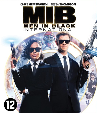 Men in Black: International cover