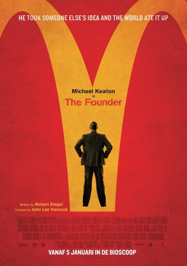 Founder, The cover