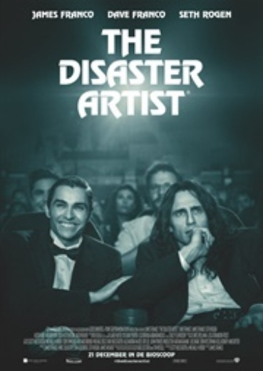 Disaster Artist, The cover