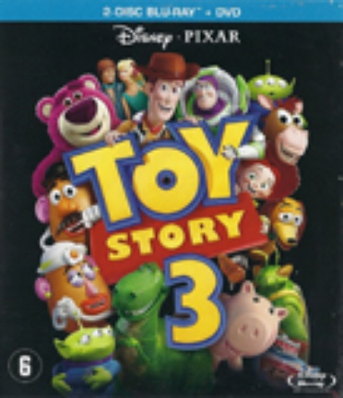 Toy Story 3 cover