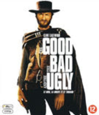Good, the Bad and the Ugly, The cover