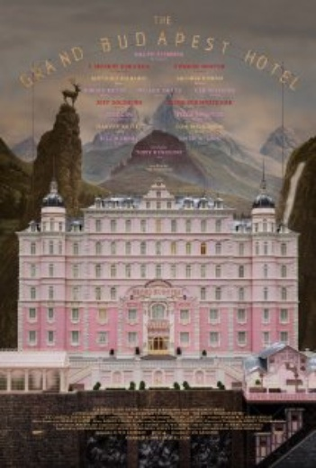 Grand Budapest Hotel, the cover