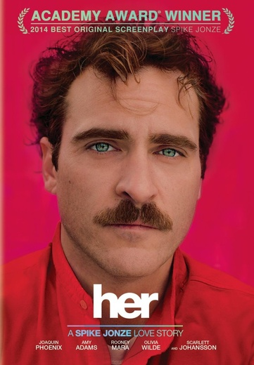 Her (Spike Jonze) cover