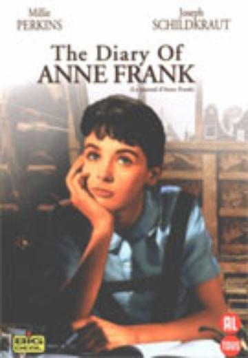 Diary of Anne Frank, The cover