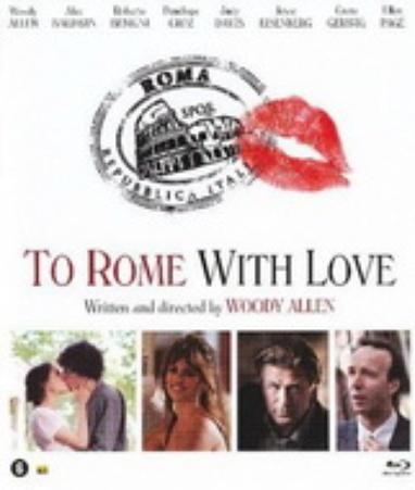 To Rome with Love cover