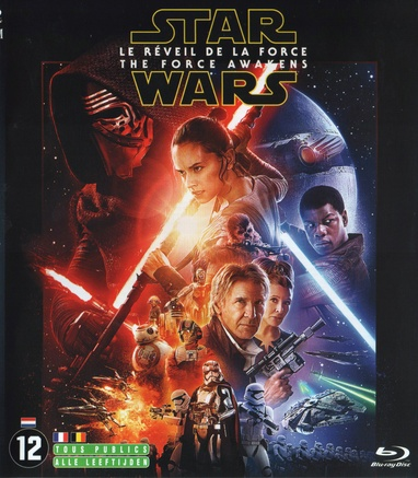 Star Wars Episode VII: The Force Awakens cover