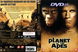 FOX: Planet Of The Apes 35th anniversary DVD
