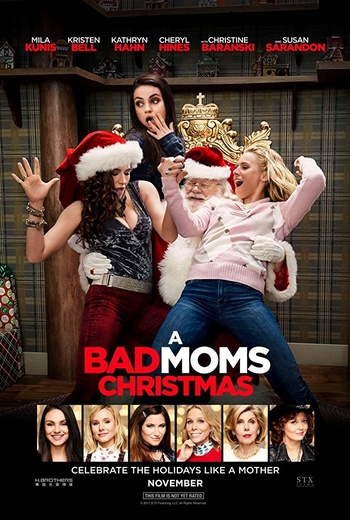 Bad Moms Christmas, A cover