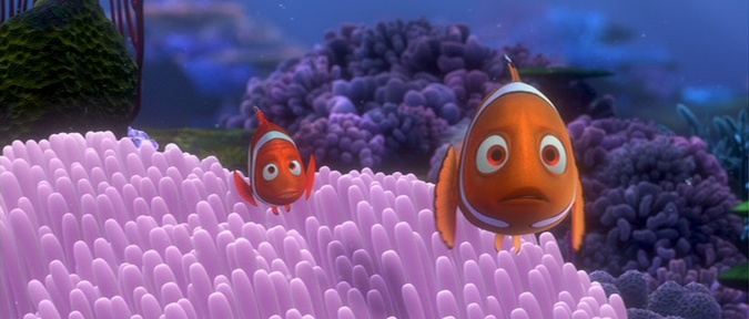Finding Nemo (SE) (DVD) feature