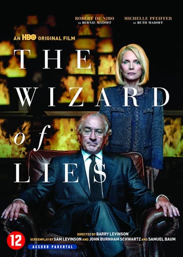 Wizard of Lies, The cover