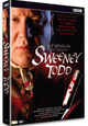 Just: Britse verfilming Sweeney Todd op DVD