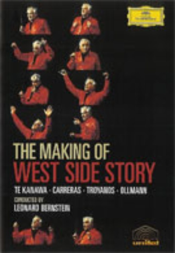 Leonard Bernstein The Making Of West Side Story Dvd Recensie Allesoverfilm Nl Filmrecensies Hardware Reviews Nieuws En Nog Veel Meer