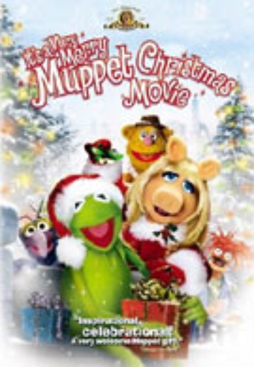 It's a Very Merry Muppet Christmas Movie cover