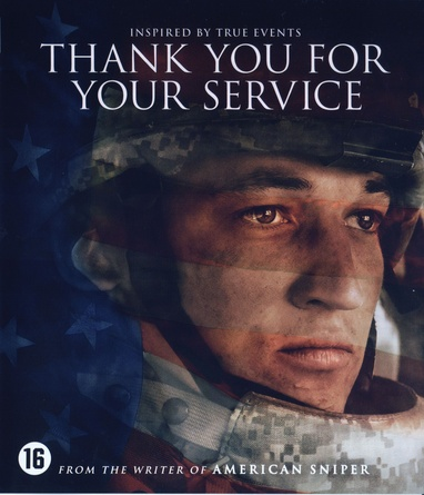 Thank You For Your Service cover