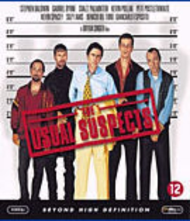 Usual Suspects, The cover