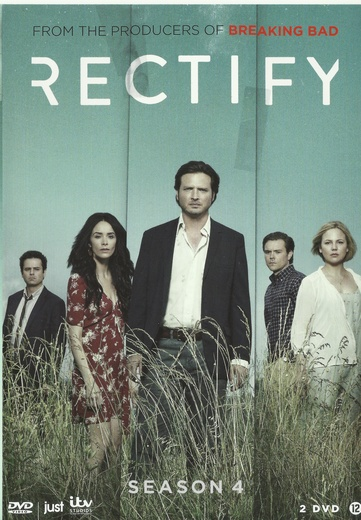 Rectify (season 4) cover