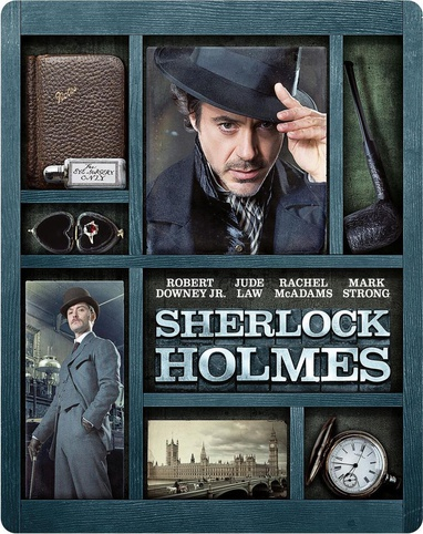 Sherlock Holmes cover