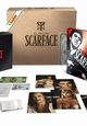 Sneak Preview van Artwork Scarface Blu-ray Disc box!