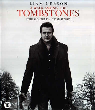 Walk Among the Tombstones, A cover