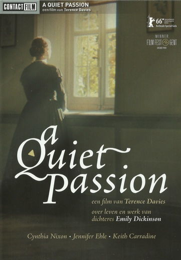 A Quiet Passion cover