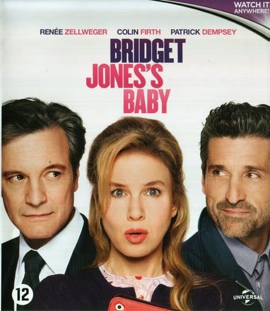 Bridget Jones's Baby cover